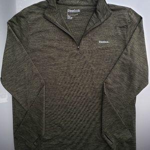 Reebok 1/4 Zip Running shirt